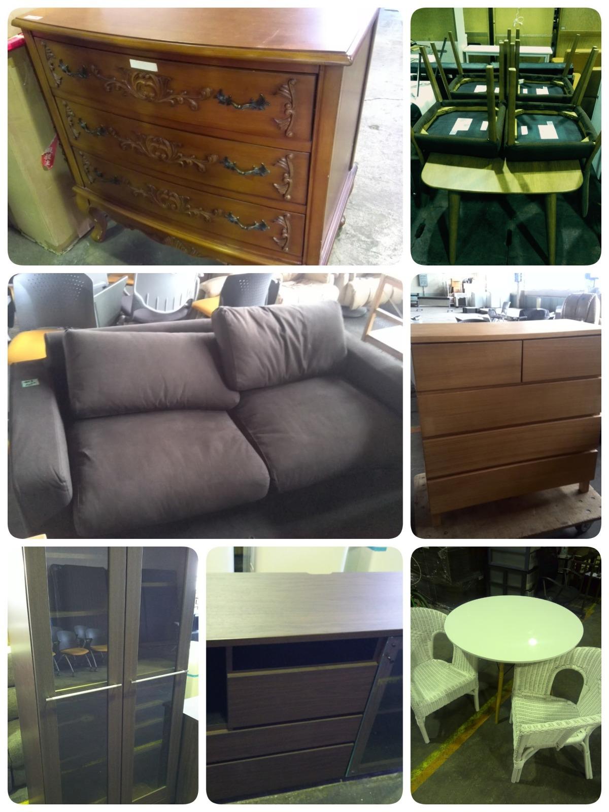 家具(5年以内で組み立て式でないもの)